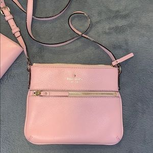 Kate spade wallet and matching purse